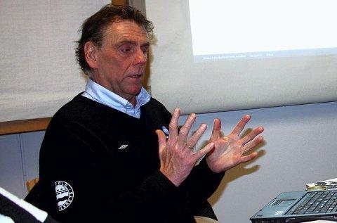 lang prosess Daglig leder i ØFK, Øyvind Strøm, tror ikke politikerne i Moss har visst hva de har bedt om i vedtaket om klubbdeling på Melløs.