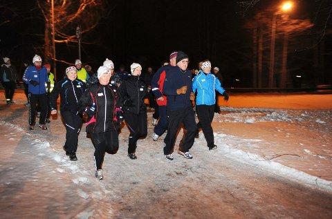 TB Aktiv-trener Even Hytten anbefaler å løpe kort men fort.