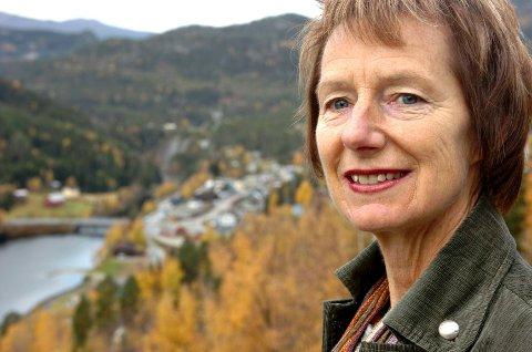 JA TIL GJENVALG: Ordfører i Nore og Uvdal, Kirsten Gjestemoen Hovda.