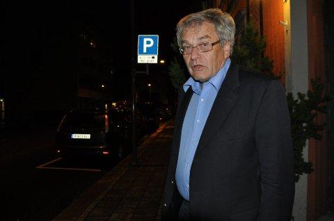 Tidligere fylkesordfører Arne Øren (67)