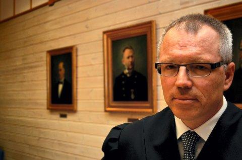 HAR SØKT HJELP: Forsvarer Jostein Løken opplyser at mannen har søkt hjelp.