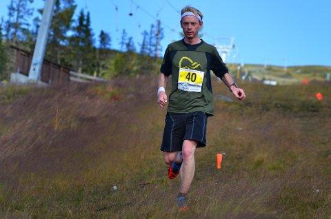 Kristian Torgersen, Krødsherad Løpegruppe tok 5. plassen i den 3. utgaven av Norefjellmarsjen.
