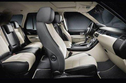 Range Rover er en populær bil - også blant tyver. I Sveriga økte antallet stjålne biler med 360 prosent på dette merket!
