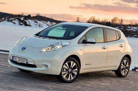 De rykende ferske januartallene fra Opplysningsrådet for Veitrafikken (OFV) viser at Nissan Leaf er Norges mest solgte bil i januar.