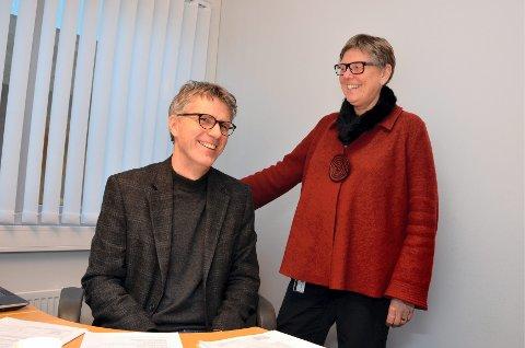 FAGLIG ANSVARLIG: Professor Lars Lien er faglig ansvarlig, Terningen Nettverk og leder Marit Aralt Skaug er samarbeidspartnere.
