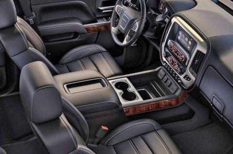 Denne bilen kan velge å ikke la deg kjøre, selv om du er aldri så edru, har sertifikat og er eier av bilen.