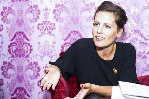 En Sterk Stilist: Monica Isakstuens bok «Om igjen» får god omtale av vår anmelder. Arkivfoto: Johnny Leo Johansen