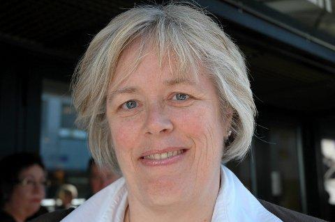 Resultatet er klart. Elly Thoresen blir neste ordfører i Nedre Eiker.