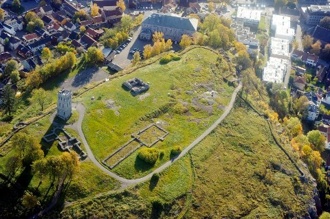 Nå kan geologene fastlå at Tønsberg er landets eldste by.