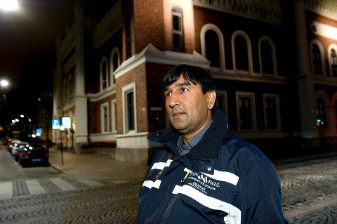 Ravi Sunder føler seg uønsket etter at han ble vraket av nominasjonskomiteen i Ap.