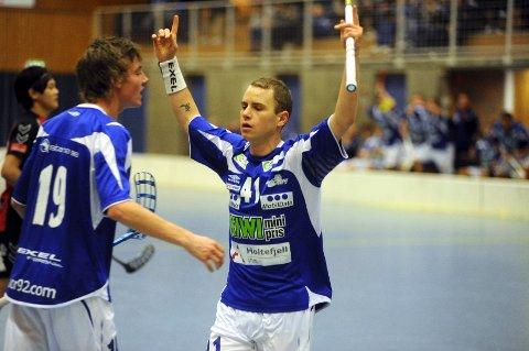 Simen Bendiksen og Aleksander Jaksland var blant målscorerne mot Bækkelaget.