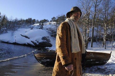 Jarl Joelson som Terje Vigen.