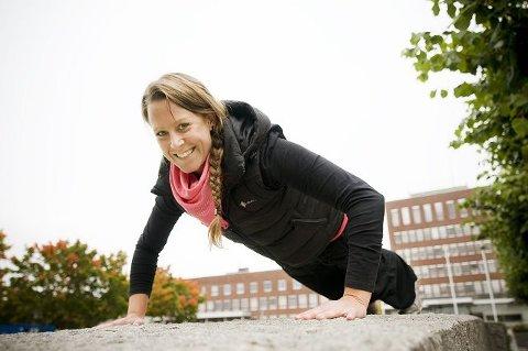 Lene Martinsen Østby o Ski kommune.  Arkivfoto