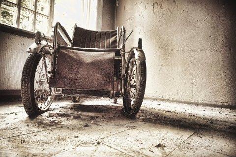 I august skal dette bildet stilles ut under Fotografiets dag i Horten.