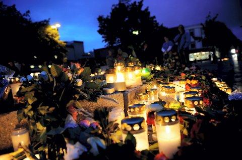 Lys gir håp om fred, selv etter de mørkeste hendelsene. Foto: Flemming Hofmann Tveitan