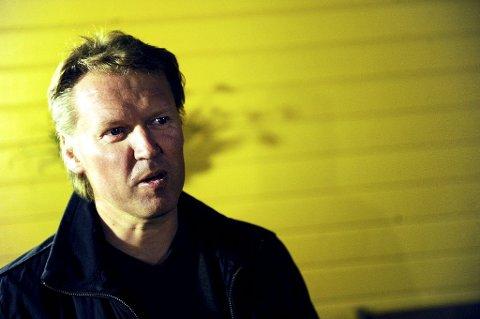 GODKJENTE: Leder for Tønsberg Frp, Bent Kittelsen, godkjente leserinnlegget, men hadde ikke lest det. – Dette er et personlig utspill, sier han. Foto: Kirvil Håberg Allum