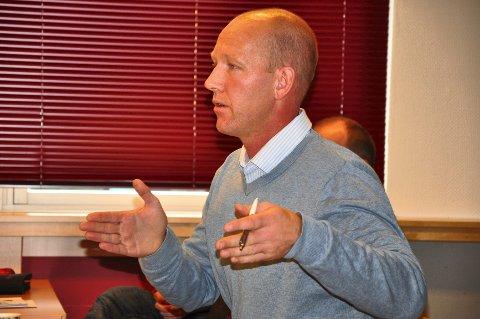Leder: Roger Nilssen er programleder for boligsosialt utviklingsprogram.