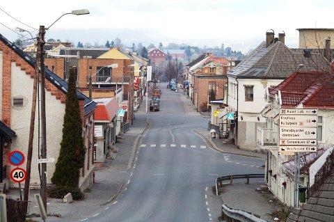 INNSPILLINGSSTED: Vestfossen blir å se på skjermen i NRKs nye storsatsning. (FOTO:TORE SANDBERG)
