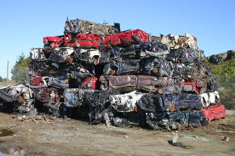 I løpet av årets tre første måneder har mer enn 55.000 biler blitt vraket.