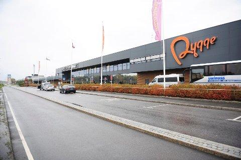 Det er Ryanair som trekker tallene opp for Rygge. I dag lanserte lavprisselskapet tre nye ruter.