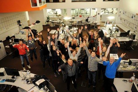 Her er TB Aktivs spente, selvironiske og supermotiverte deltagerne. Gro Ness (45), Trine Elverum (46), Hai Dang Huynh (38), Erling Skrede (64), André Myrbråten (36), Kristian Berg (28), Monika Paulsen (27), Mona Wike (40), Kathy Fagerstrøm (47), Hege Holmberg (31), Terje Gjelstad (48), Marianne Camilla Evensen (50), Jannicke Hjelde Seeberg (47), Susanna Söderman (21), Annette C. Paulsen (43), Kjell Johnny Thomsen (59), Rune Hübner (50), Maja Pettersen (19), Inger Bækken (48) og Hanne Sandum Larsen (47).
