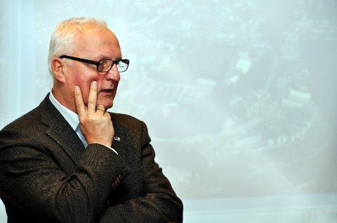 Fylkesorfører Morten Eriksrød lover å rydde opp.