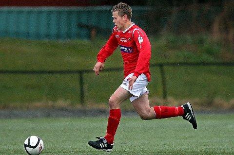 Henrik Gulla Pedersen (bildet) og Rygge vant 2–1 borte mot UMBI