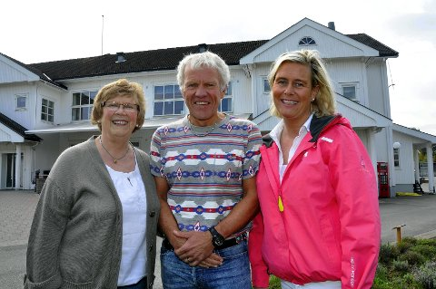 Samarbeid: Fredheim og Lions Club Nes Hedmark har samarbeidet i 21 år. Foto: Ole Ludvig Rosenborg.