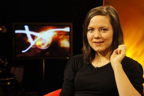 Medieviter Ida Aalen sier forskning rundt sosiale medier viser at det er gladsaker som deles mest på Facebook.