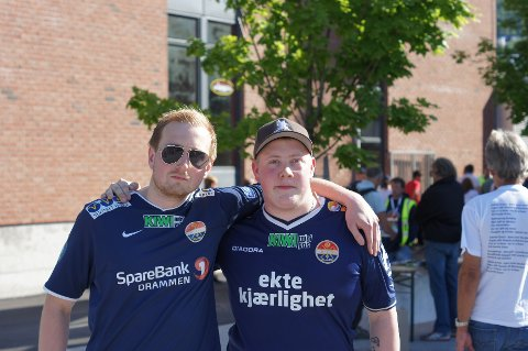Karl Flattum (23) og Per-Gunnar Torgersen (24)