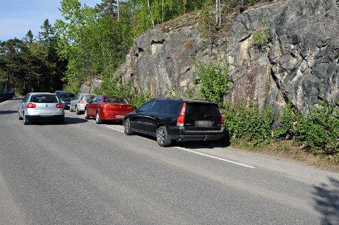 Svartskog er en populær plass for barnefamilier, turgåere - og folk som søker sex-orgier.
