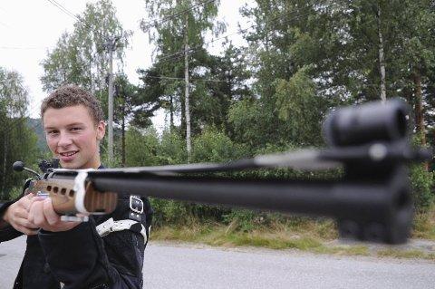 – Jeg kan leve med en finaleplass, men om jeg ikke når finalen, blir jeg skuffet, sier Ole-Kristian Bryhn.