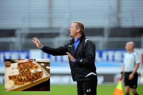 Sandefjord Fotballs trener Arne Sandstø fikk seg en rykende fersk overraskelse i kampen mot Tromsdalen søndag.