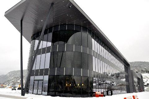 2012: Byggherren og arkitektkontoret bak Sperrebygget fikk Byggeskikkprisen 2012.