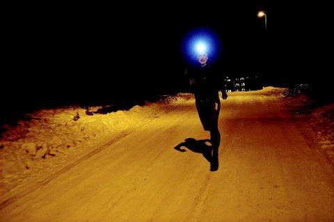 Bjørn Brynning trener mye rundt i nærområdet. I helgene har han en fast løperunde på fire mil. – Jeg liker utfordringer, fastslår han.