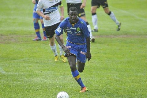 Alagie Sosseh går videre til Fredrikstad etter å ha vunnet 1-0 i sin siste kamp for Birkebeineren.