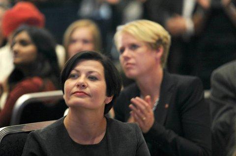 – Jo større Arbeiderpartiet blir, dess mer innflytelse får vi i norsk politikk, sier Helga Pedersen.