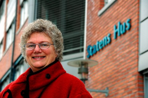 Kirsti Kolle Grøndahl går av som fylkesmann i dag.