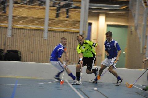Brage Holmstrøm og Dala møtte overmakten i Fagerlundhallen søndag