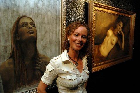 Linn Anette Gundersen er kunstner og datter av Kid-gründer Jul Andrew Gundersen. Hun er nummer åtte på listen over høyest inntekt i hele Buskerud, og har to kvinner foran seg på listen.