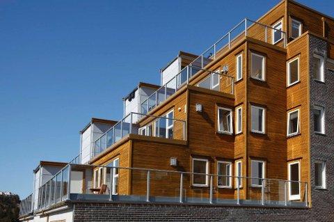 Særlig salget av leiligheter har falt drastisk i år.
