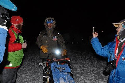 – Det har vært et tungt og slitsomt Femundløp, men jeg har fått bekreftet at jeg et sterkt spann, med tanke på at jeg skal kjøre Iditarod om en drøy måned, sier Robert Sørlie.