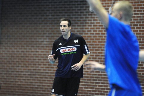Martin Vilstrup Andersen gleder seg til å være en del av DHK-satsingen de to neste årene.