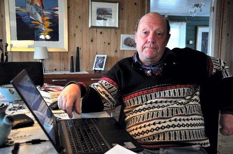 KRITISK TIL MARKEDSFØRING: Per Ole Bjønnes vil ha en debatt om alternativ medisin, deriblant akupunktur. Han mener tilbydere av slik behandling bør avstå fra å påstå at slik behandling virker. Foto: Trude Brænne Larssen