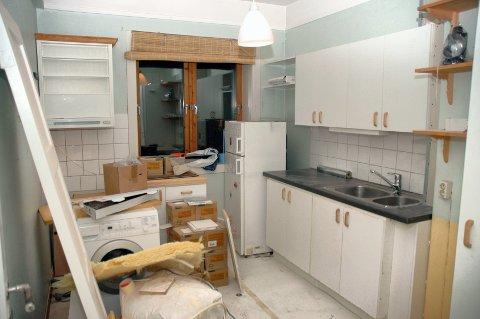 Ut med det gamle - inn med det nye. I hvert femte norske hjem blir det nytt kjøkken i år.