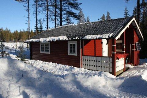 Nå legger Statskog flere hytter ut for salg, blant annet Flersjøkoia i Trysil.