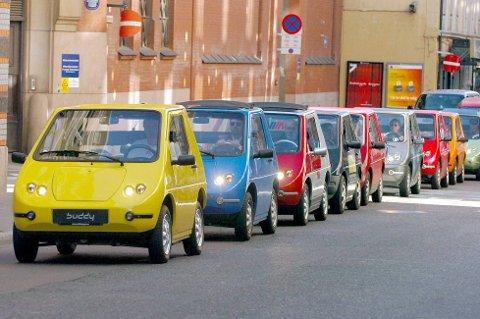 Bompengefritak, gratis offentlig parkering og muligheten til å bruke kollektivfeltet.
