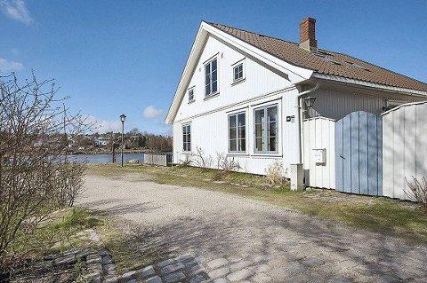 Stor pågang: Dette huset i Vaterland er solgt for 4,1 mill. kroner. foto: eie eiendomsmegling