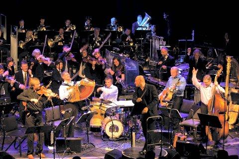 UT: Birger har stortrivdes i Kringkastingsorkesteret, men nok er nok.
