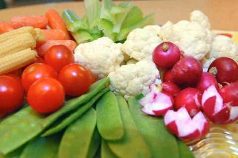 Matmerk vil øke barns kunnskap om mat.